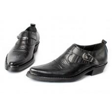 Туфли мужские Texas 201005 metal