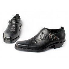 Туфли мужские West 202005 metal