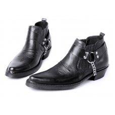 Ботинки мужские Texas 301002 metal