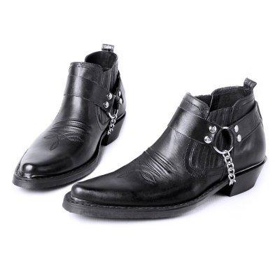 Мужские ботинки казаки Texas 301002