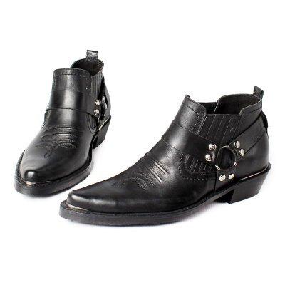 Мужские ботинки казаки Texas 301003