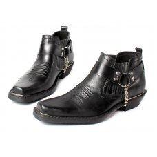 Ботинки мужские West 302002 metal