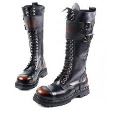 Ботинки Ultras Raver 519108 молния мех