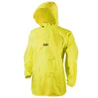 Мембранная куртка Дождь М лимон