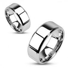 Кольцо из ювелирной стали R-M0006-6