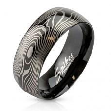 Кольцо из ювелирной стали R-M2782