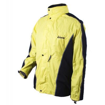 Куртка мембранная Универсал лимон